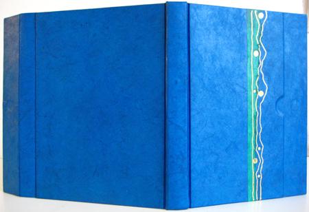 Skizzenbuch mit Magnetverschluß